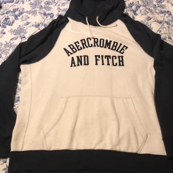 Abercrombie & Fitch Other - Abercrombie logo hoodie. Men's XXL